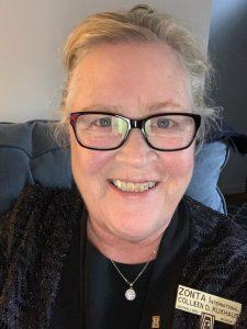 Colleen Kuxhaus, Area 4 Director